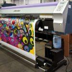 Интерьерная широкоформатная печать